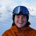 Skischule Muenchen Skilehrer Team - Chris P - Portrait