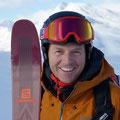 Skischule Muenchen Skilehrer Team - Marc P - Portrait