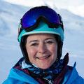 Skischule Muenchen Skilehrer Team - Eva - Portrait
