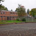 Der obere Schulhof