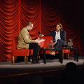 Leuchtpunkte Talk mit Richard David Precht (c) Alexi Pelekanos