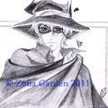 Halloween - HexerTedd - A5 - Print möglich