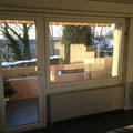 Neue Kunststoff-Fenster INTERNORM montiert