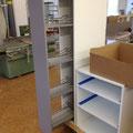 Küchenumbau, Bubikon, Auszugsmöbel herstellen