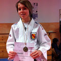 Sandrine Métier 1.Platz -40 kg