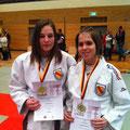 Annalena und Sandrine