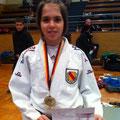 Sandrine Métier - 40 kg Platz 1