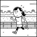 ジョギング1