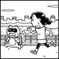ジョギング3