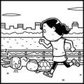 ジョギング4