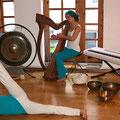 Yoga Dance Greta und Constance