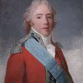 le Comte d'Artois par Danloux