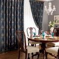 リヨン織物美術館カーテン