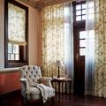 ミュルーズ染織織物美術館カーテン
