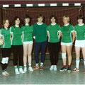 Damenmannschaft 1982