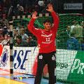 Torhüter Henning Fritz vom THW Kiel