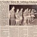 AZ Bericht 24.04.1986 Aufstieg in die Kreisliga