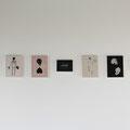 Coincidence, installatie Bones, Ciap Hasselt, 2012