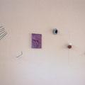 Boeklezen, installatie Il Ventuno, 2000