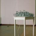 Waterberg, installatie Z33 Hasselt, 1997
