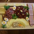 Gemischte Platte Käse/Fleisch