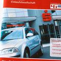 Gestaltung der Titelseite der Sparkassen-Sonderausgabe des Fachmagazins bfp fuhrpark + management