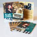 Gestaltung CD-Digipack und Promotion Cards