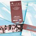 Gestaltung Imagebroschüre, Digi-Pack CD und Präsentationsmappe