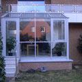 Umbau Wohnhaus mit Wintergarten, Münster, 2010