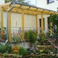 Kleine Gartengestaltung, Münster, 2006