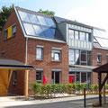 Mehrfamilien-Passivhaus in Münster, 2014