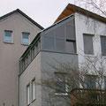 Wohnhauserweiterung mit Wintergarten in Menden, 2002
