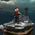 Echtzeitscreenshot Direkt aus Unity 4