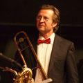 Jahresschlusskonzert 2013: Egon Rietmann, musik. Leader