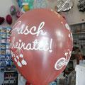 Latexballon Hochzeit