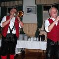 Musikkollegen der Neuhauser Boum