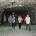 Besuch im Salzbergwerkmuseum Bad Friedrichshall