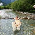 """frisches Bad mit """"Pedicure"""" von Loui"""