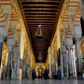 Die Mezquita-Kathedrale. Ein wahnsinnig eindrückliches Gebäude. Ehemalige Moschee der Mauren (Córdoba)
