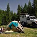 Camping Pè da Munt. 2. Campingplatz