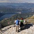 Auf dem Weg zum Gipfel Monte Generoso