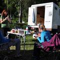 Camping Pè da Munt; Sta. Maria/Val Müstair