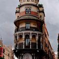 Unterwegs in den Strassen von Sevilla