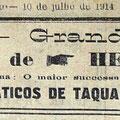 Theatro Apollo, 10.7.1914