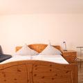 Schlafzimmer Monteurswohnung