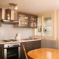 Küche Monteurswohnung