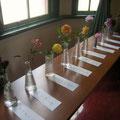 八幡山の洋館 スタッフのご自宅のバラ