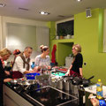 öffentlicher Kochkurs November 2013
