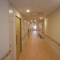 介護型個室共用廊下