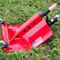 Fishing Pole Holder - Skid Plate V2
